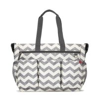 Skip*Hop - Sac à langer Duo Double Signature - Chevron