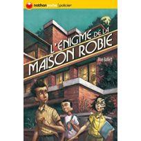 Nathan - Enigme De La Maison Robie - Livre De Poche Policier