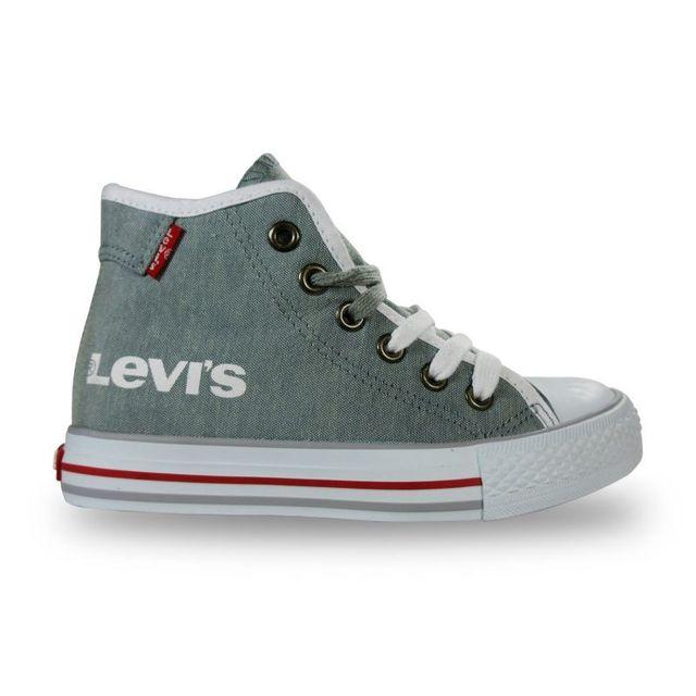 prix limité Nouveaux produits acheter Levi's - Chaussure toile enfant duke mega - pas cher Achat ...