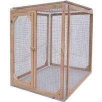 Les Animaux De La Fee - Enclos poule anti-prédateurs hauteur 150 cm made in france Taille 1 mètre