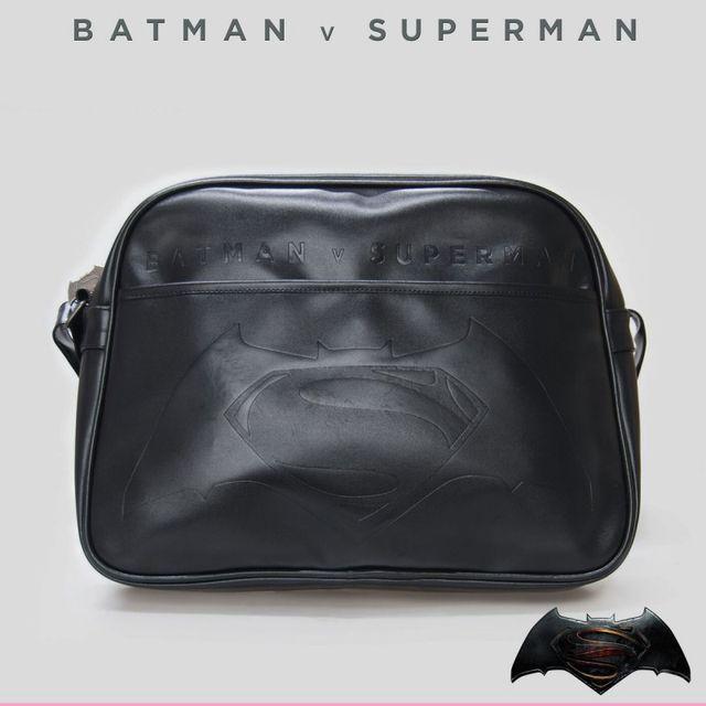 Kas Design Sacoche à Bandoulière Batman vs Superman