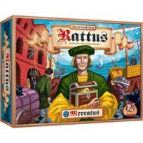 White Goblin Games - Jeux de société - Rattus Extension 3 : Mercatus