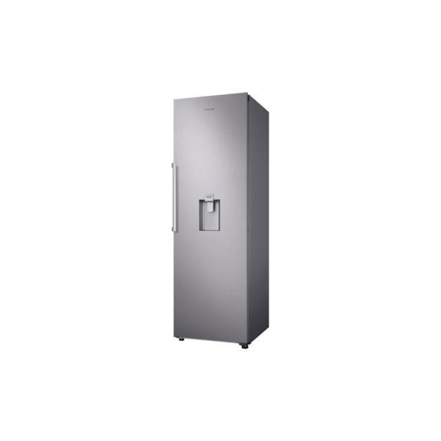 Samsung rr39m7200sa refrigerateur 1 porte 375 l froid ventile integral a l 59 5 x h - Frigo samsung 1 porte inox ...