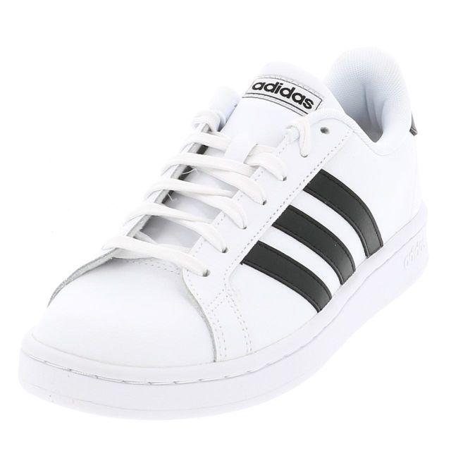 Chaussures mode ville Grand court w blanc nr Blanc 41974