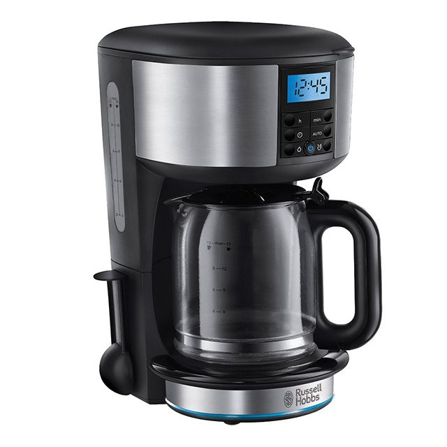 RUSSELL HOBBS cafetière programmable 15 tasses 1000w - 20680-56