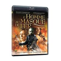 Elysees Paris - L'homme au masque de fer - Blu-Ray