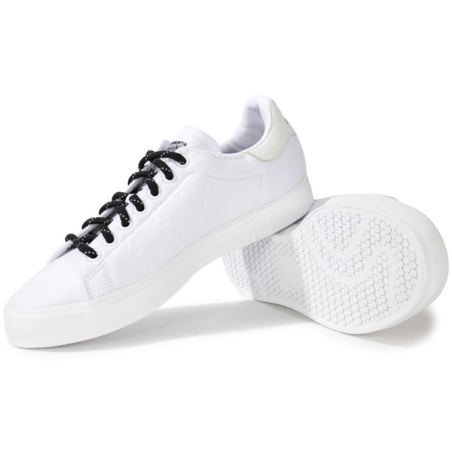 Adidas originals Stan Smith Toile Blanche Tennis pas