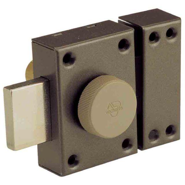 dfda027e2761 Vachette - Vachette - Verrou de sureté bouton et cylindre série Eclador 40  mm