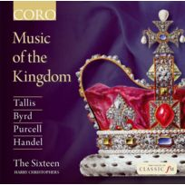 Coro - Georg Friedrich Haendel - Music of the Kingdom Boitier cristal