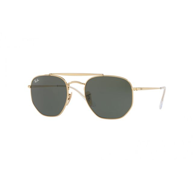 Ray-Ban - Ray Ban Marshal Rb 3648 001 - Lunettes de soleil mixte 8ee8be75cb61