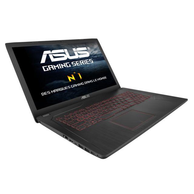 ASUS - FX753VD-GC536T - Noir - pas cher Achat   Vente PC Portable ... bbf8c17fd9f3
