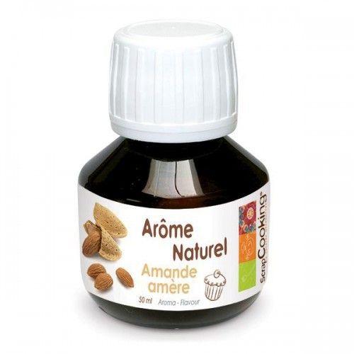 Scrapcooking Arôme naturel Amande amère