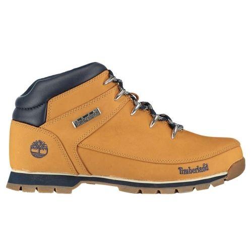 e447c29afd9 Timberland - Euro Sprint Hiker Bottine - pas cher Achat   Vente Boots homme  - RueDuCommerce