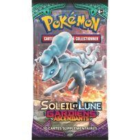 Asmodée - Pokemon Booster Display Sl02 Lune & Soleil