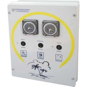 Wa conception coffret electrique pour filtration 1 for Wa conception piscine