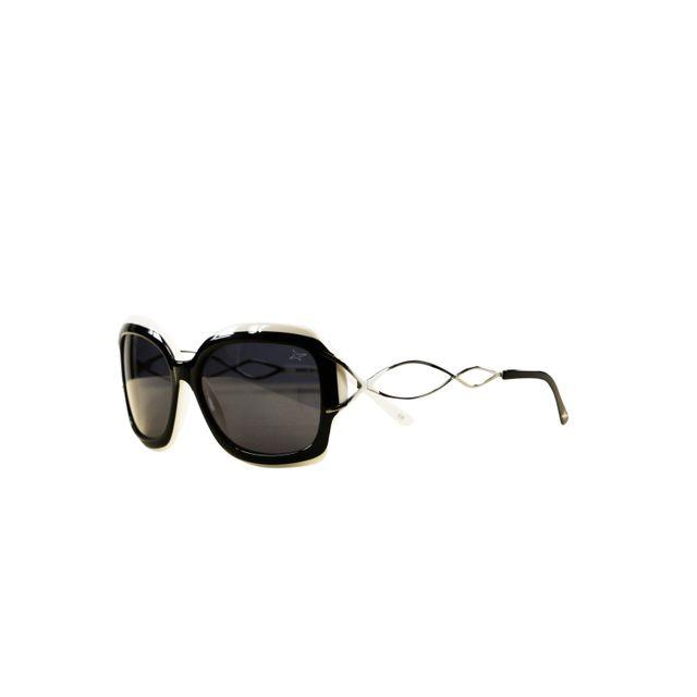 Mauboussin - Lunettes de soleil Eyewear Thirty Six Noir   Blanc - pas cher  Achat   Vente Lunettes Tendance - RueDuCommerce caca580d0bca