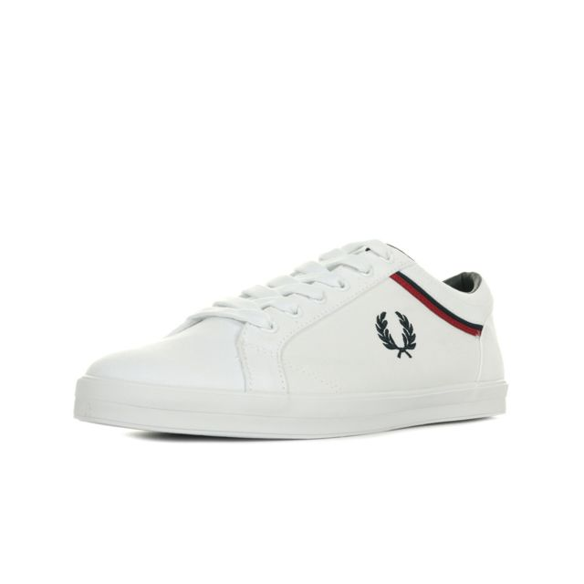 Fred Perry Baseline Microfibre Canvas pas cher Achat