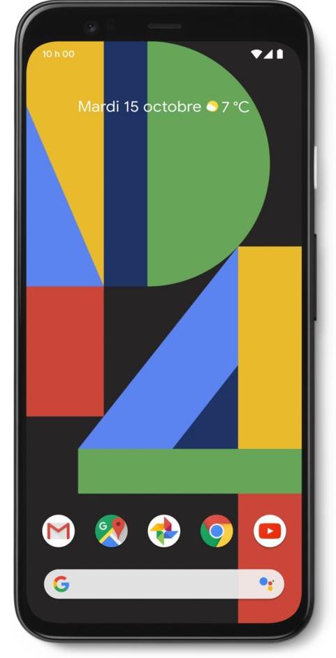 Smartphone Pixel 4 64 Go Google Noir