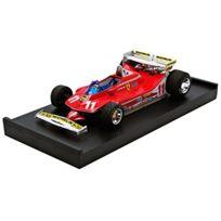 Brumm - R513 - VÉHICULE Miniature - ModÈLE À L'ÉCHELLE - Ferrari 312 T4 - Winner Gp Monaco 1979 - Echelle 1/43