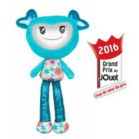 Spin Master - Peluche Brightlings interactive bleue