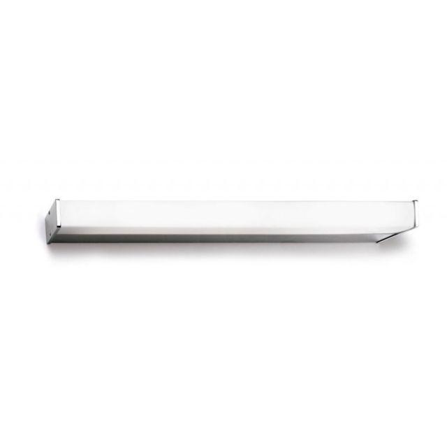 Leds C4 Applique Toilet Q, aluminium et acrylique, 88 cm
