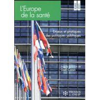 Ehesp - l'Europe de la santé