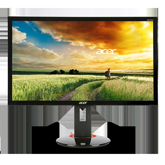 ACER Écran 27 pouces Full HD 1ms 144Hz 3D ready DisplayPort/HDMI/Hub USB noir