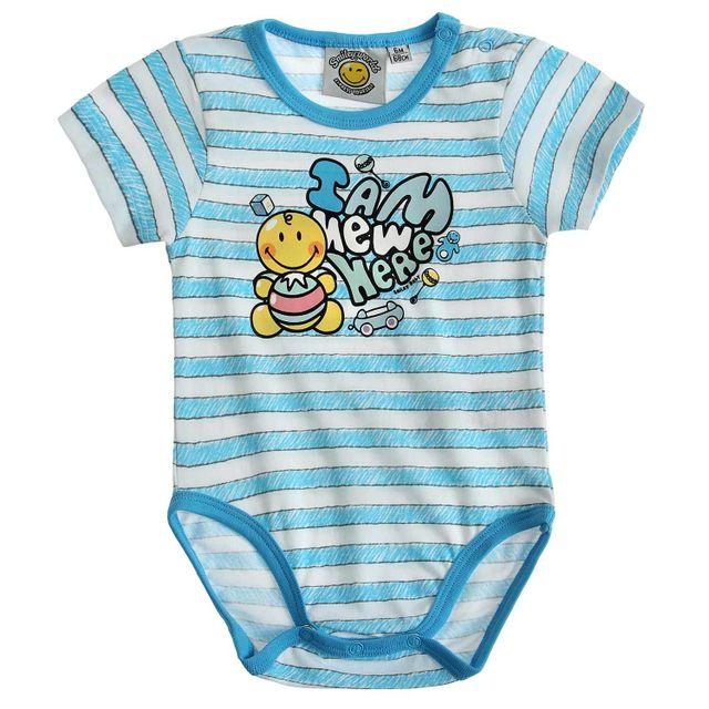 Smiley - Babies Body - pas cher Achat   Vente Sous-vêtements 95390fef21e