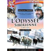 Mindscape - L'Odyssée Sibérienne De Nicolas Vanier - Jeu Pc - Neuf