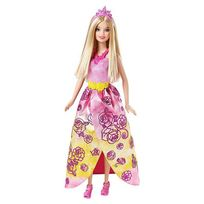 Mattel - Barbie - Princesses Barbie Fairytale rose