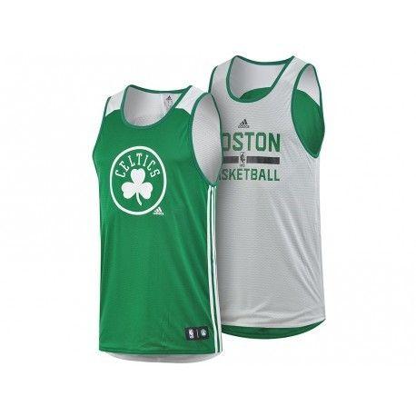 Adidas originals Celtics Wntr Hps Rev Sl Gre Maillot