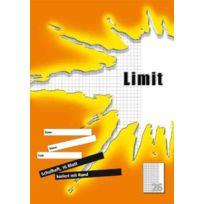 """Landr - Cahier ? """"LIMIT"""" Format A4, Lin?ATURE 25 9 Lign?ES 100050510"""