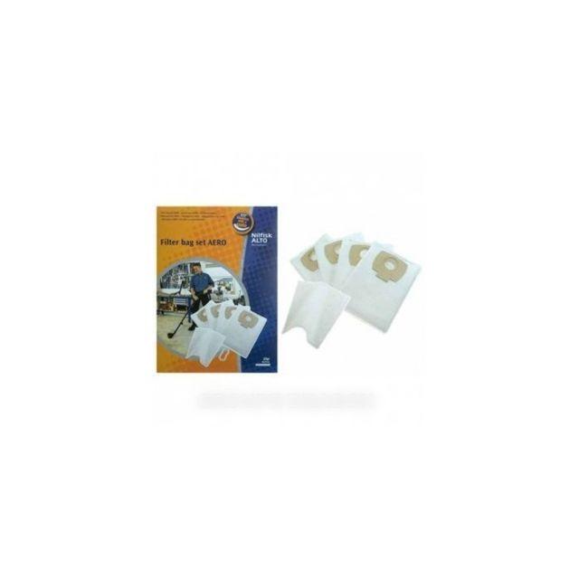 a385c047f7 Nilfisk - Sacs polyester x4, + filtre ae pour aspirateur advance - pas cher  Achat / Vente Sacs aspirateur - RueDuCommerce