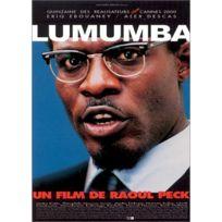 Dvd - Lumumba