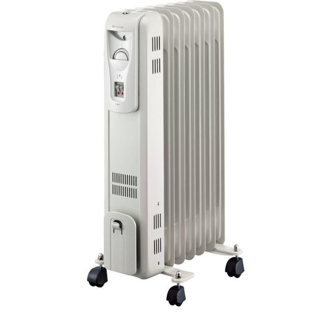 klindo radiateur bain d 39 huile kor1e7 17 pas cher achat vente radiateur bain d 39 huile. Black Bedroom Furniture Sets. Home Design Ideas