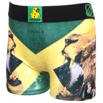 Freegun - Sous vêtement boxer Jam noir/vrt boxer jr Noir 30717