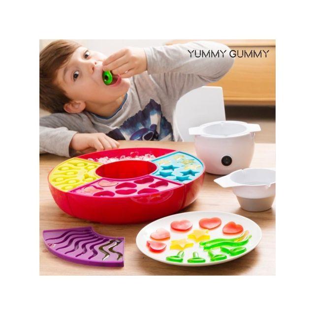 Appetitissime Machine à Fabriquer des Bonbons Yummy Gummy 40W