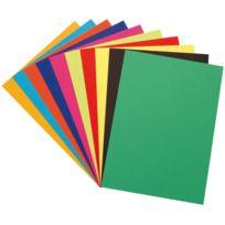 - papier dessin couleur 24x32 250g - paquet de 100