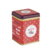 Delys By Verceral - Boîte a thé en métal