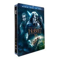 Warner Home Video - Le Hobbit : un voyage inattendu - version longue - Blu-ray 3D / Blu-ray / Dvd / Digital - Edition Steelbook ? Jumbo limitée