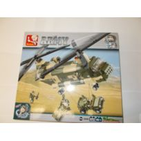 Sluban - Army - Transport Helicopter 520 Pieces