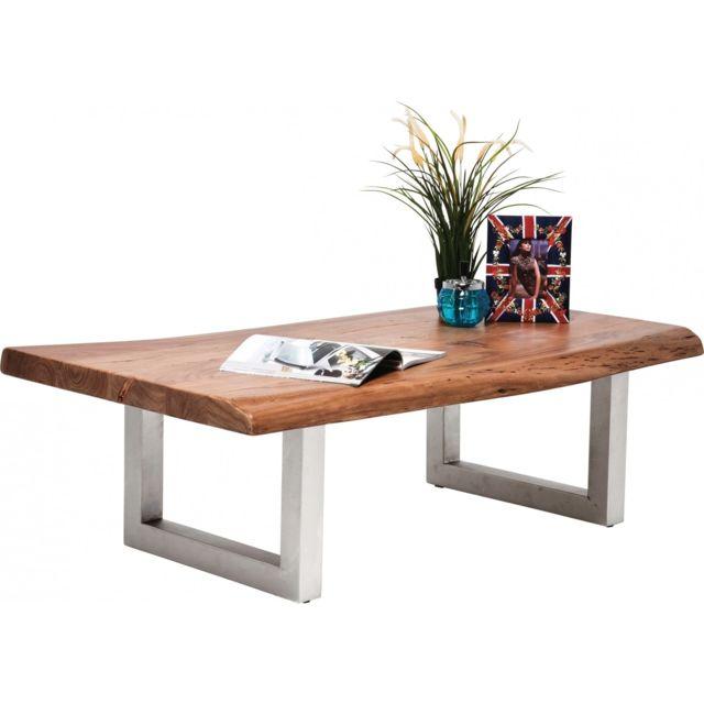 Karedesign Table basse en bois Nature Line Kare Design