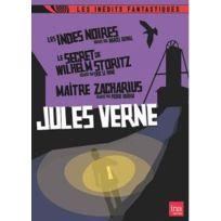 Ina - Coffret Jules Verne : Les Indes noires + Le secret de Wilhelm Storitz + Maître Zacharius