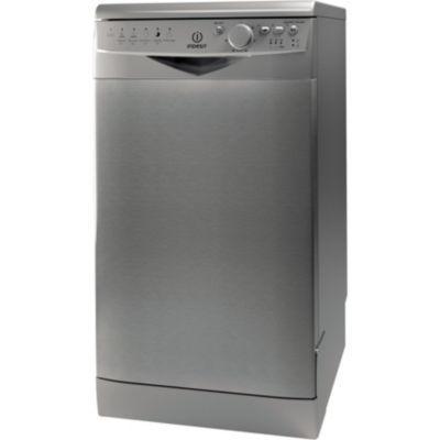 indesit lave vaisselle compact 45cm dsr 26b17 nx achat lave vaisselle. Black Bedroom Furniture Sets. Home Design Ideas