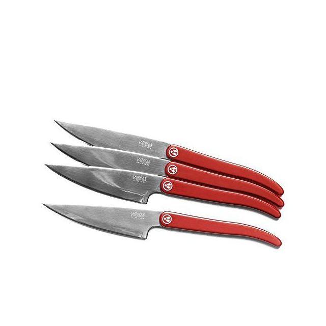 Tarrerias Bonjean Laguiole Evolution Coffret De 4 Couteaux