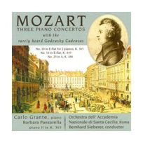 Music & Arts - Concertos Pour Piano N10, 14 & 23