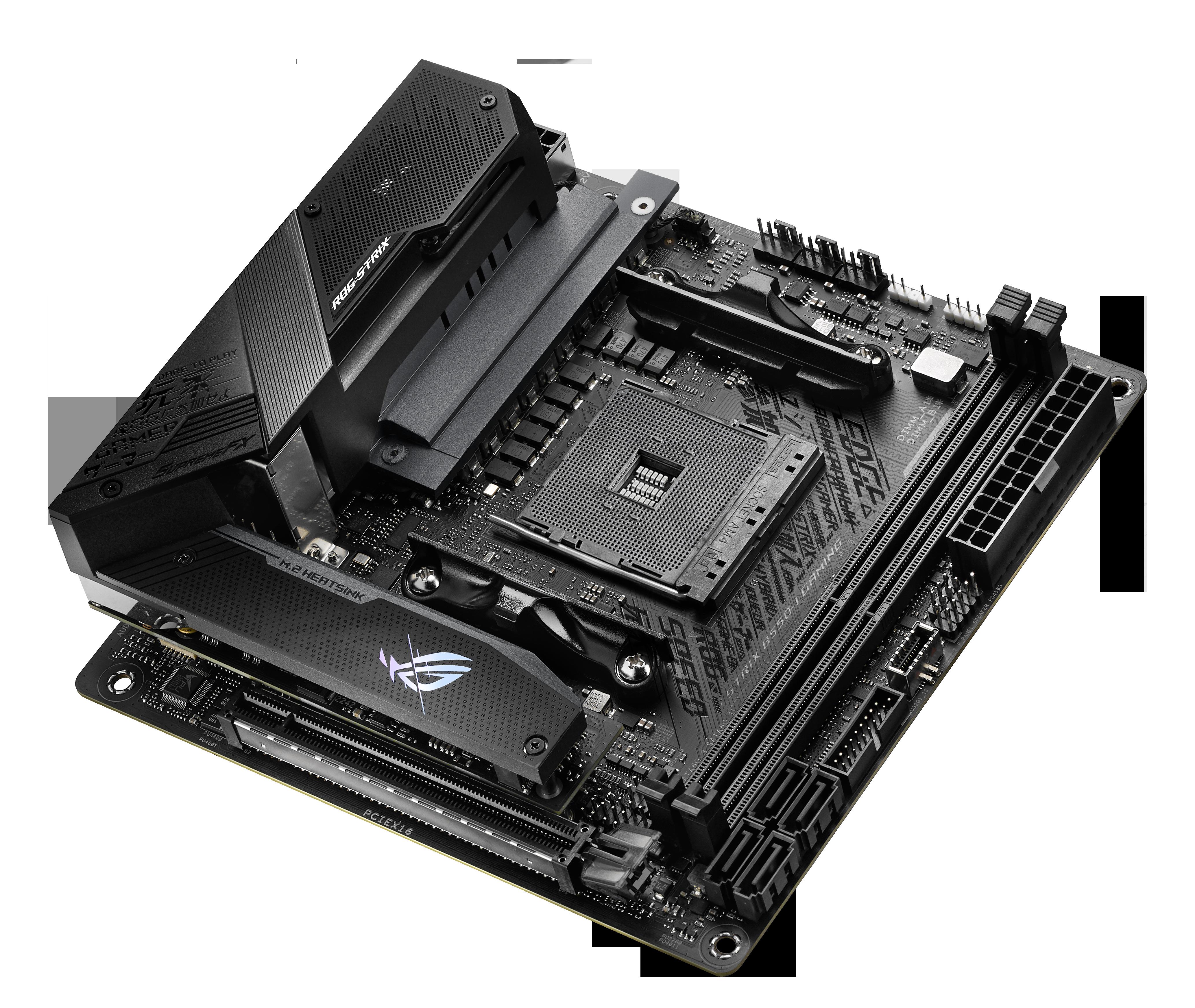 Carte mère AMD B550-I ROG Strix Gaming Asus