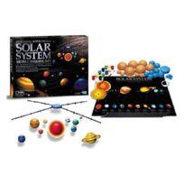 4M - Kidz Labs - Kit de fabrication du système solaire