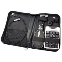LogiLink - Kit de voyage pour ordinateur portable - Usb 2.0