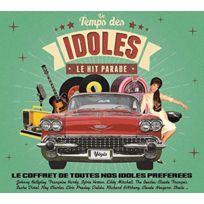 Wagram - Compilation - Le tempsdes idoles - Hit Parade Coffret digipack